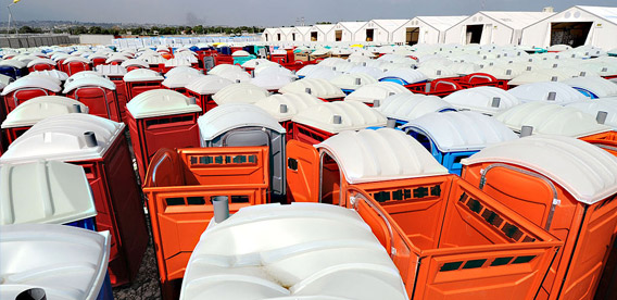 Champion Portable Toilets in Compton, CA
